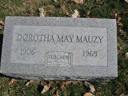 Dorotha May Mauzy