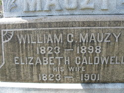 Elizabeth <i>Caldwell</i> Mauzy