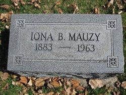 Iona B. <i>Gilson</i> Mauzy