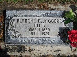 Blanche B <i>Jaggers</i> Ellis