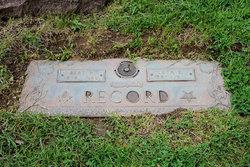 Bert Palmer Record