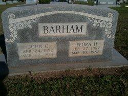 John C Barham