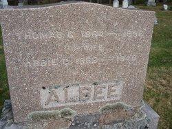 Abbie C. Albee