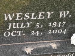 Wesley W. Moerike
