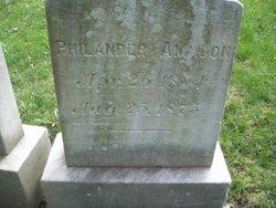 Philander Amadon