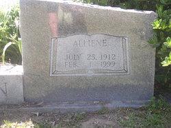 Alliene <i>Simpson</i> Allen