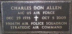 Charles Don Allen