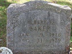 Albert E Baker