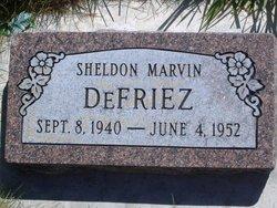 Sheldon Marvin DeFriez