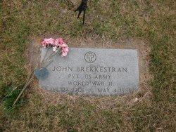 John Brekkestran