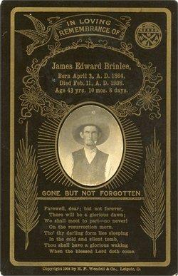 James Edward Brinlee