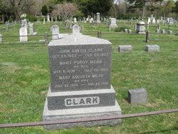 Mary Purdy <i>Mead</i> Clark