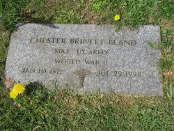 Chester Brinley Bland