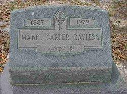 Mabel <i>Carter</i> Bayless
