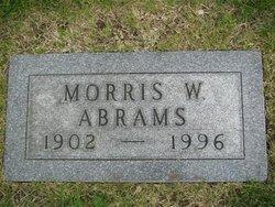 Morris W Abrams