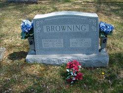 Charlotte <i>Grubb</i> Browning
