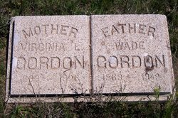 Virginia Lee <i>Lindsay</i> Gordon