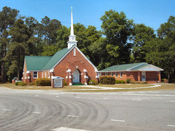 Hunter's Chapel Cemetery