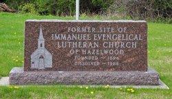 Hazelwood Lutheran Cemetery
