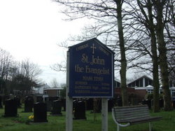 St Johns Roman Catholic Church Cemetery
