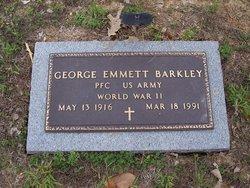 George Emmett Barkley