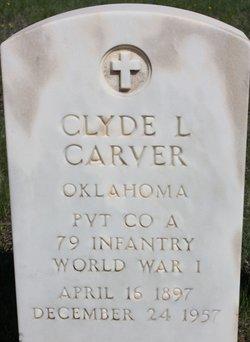 Clyde Lee Carver