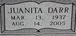 Juanita Darlene Wannie <i>Darr</i> Beer