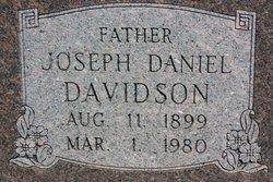 Joseph Daniel Davidson