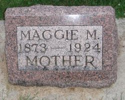 Maggie M <i>Ritz</i> Adolph