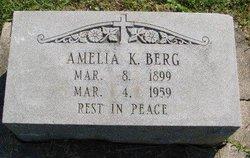 Amelia K Berg