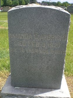 Amanda C <i>Jordan</i> Albright