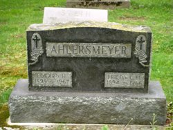 Frieda E.M. Ahlersmeyer