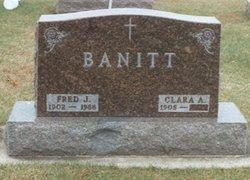 Frederick John G Banitt