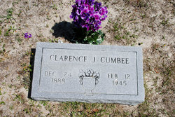 Clarence James Cumbee