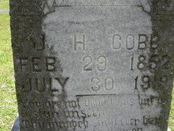 John Howell Cobb