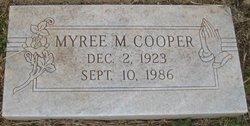 Myree Mavis <i>McLemore</i> Cooper