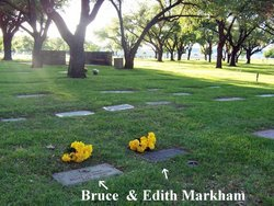 Bruce Lee Markham