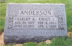 Charley Andrew Uncle Charley Anderson