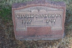 Charles E Anderson