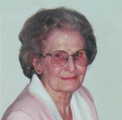 Marguerite Louise <i>Thomas</i> McKinley