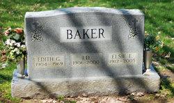 Edith May <i>Garrett</i> Baker