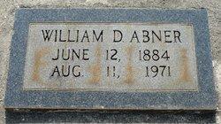 William David Abner