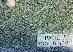 Paul Friedrich Baumgarten