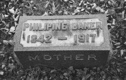 Philipine <i>Graef</i> Baker