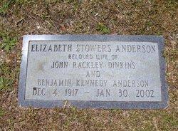 Elizabeth Lib <i>Stowers</i> Anderson