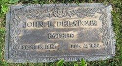 John Lee DeLatour