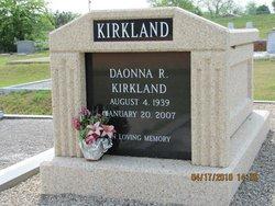 Daonna R. <i>Reilly</i> Kirkland