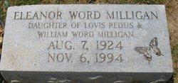 Eleanor Word Milligan