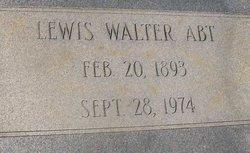 Lewis Walter Abt