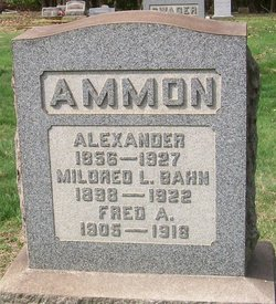 Mildred L. <i>Bahn</i> Ammon